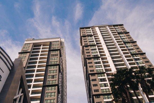 Architecture Stock Photos: Natalie magic - The Modern building in Bangkok