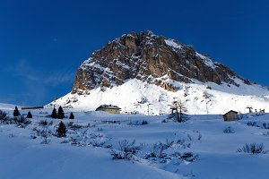 Magical Dolomites Mountains