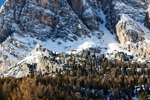 Magical Dolomites Mountains