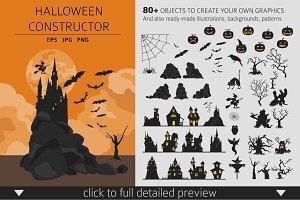 Halloween constructor+seamless