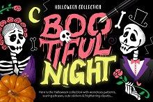 Boo-tiful Night Halloween Collection