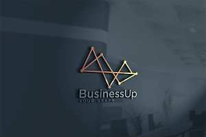 Business Chart Logo