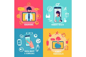 Medicine and technology. Conceptual
