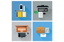 Set Workplaces with Digital Devices