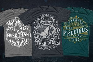 3 Amazing T-shirt Designs