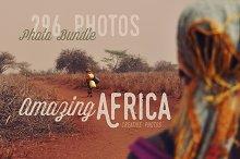 Amazing Africa Photo Bundle