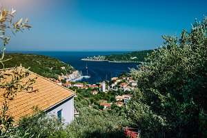 Greece, the island of Ithaca Ithaki