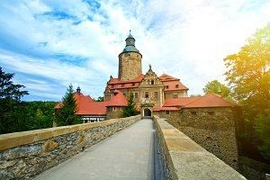 Czocha Castle in Poland.