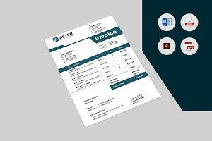 Company Invoice