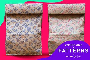 Butcher Patterns Collection