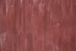 Painted metal texture