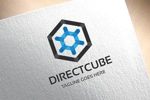 Direct Cube Logo