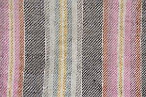 Ethnic Homespun Textile Background.
