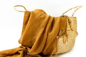 Rustic French Country Bag