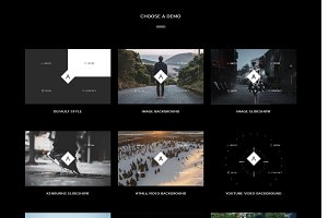 Andazi - Minimal Portfolio Template