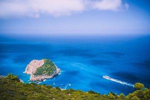 Zakynthos fantastic west coastal