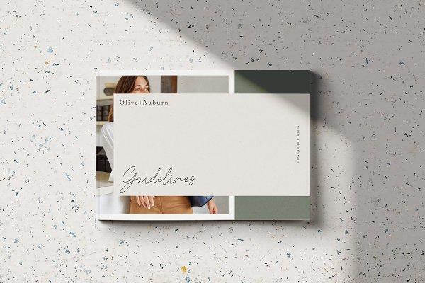 Brochure Templates: Studio Standard - Auburn Brand Guidelines