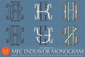 MFC Endeavor Monogram