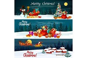 Christmas holiday Santa gifts