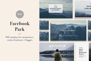 Facebook Social Pack