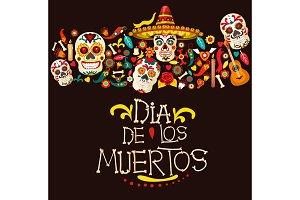 Dia de los Muertos holiday