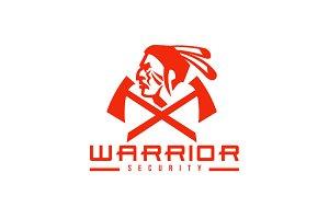 Native American Warrior Security Mas