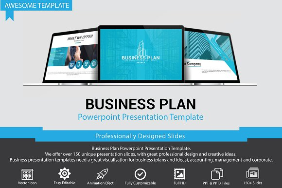 Business plan powerpoint template presentation templates business plan powerpoint template presentations cheaphphosting Choice Image