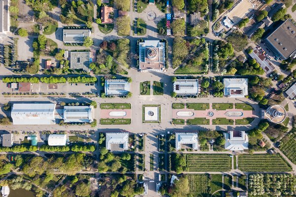Architecture Stock Photos: Yaroslav Danylchenko - view of the buildings and