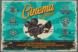 Cinema Bundle