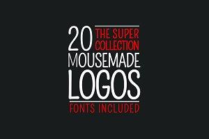20 Mousemade Logos Bundle