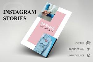 Instagram Stories - Fashion