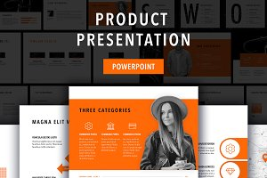 Sprint PowerPoint Template