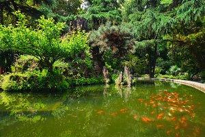 Wangjianglou park. Chengdu, Sichuan