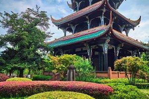 Wangjiang Pavilion in Wangjianglou
