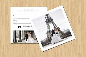 Photographer Gift Certificate-V01