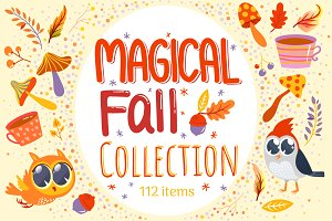 Magical Fall Collection