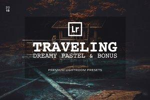 Pastel Travel Lightroom Presets
