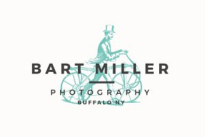 Photography logo + business card