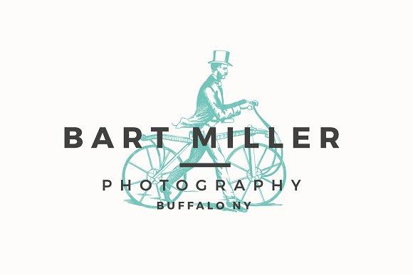 Photography Logo Business Card Logo Templates Creative Market
