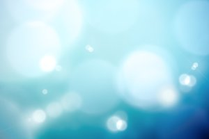 Heavenly turquoise background