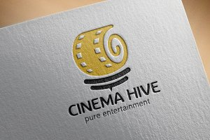 Cinema Hive Logo