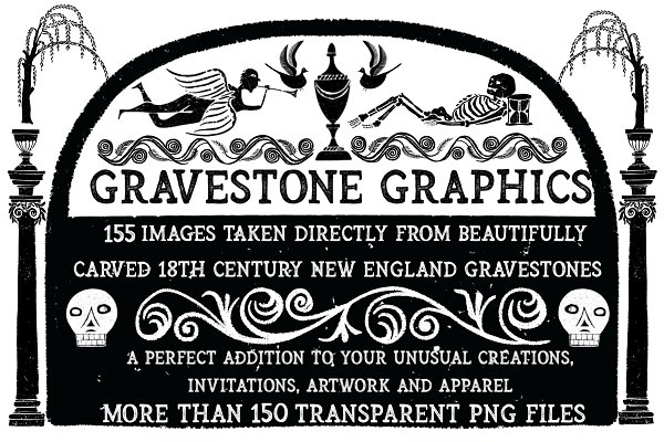 Gravestone Graphics From New Englan…