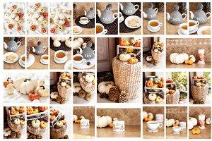 Fall Photo Bundle 30 images