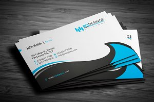 Corporate Business Card 17