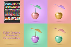 ColorCombinations for DigitalPanting