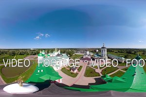 Christian church and monastery VR360