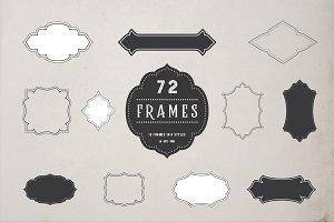 Vintage Frames Volume 2