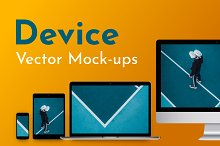 9 Vector Device mockups