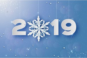 2019, Merry Christmas and Happy New