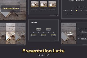 Latte PowerPoint Template